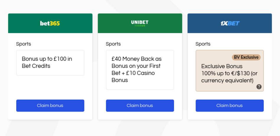 High Stakes Betting Sites